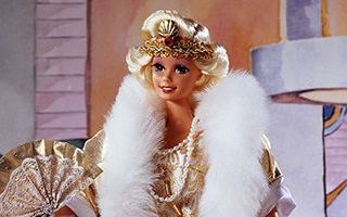 1920's Flapper Barbie 1993