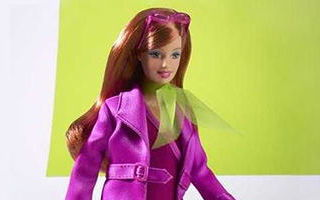Scooby-Doo Barbie as Daphne Doll 2001