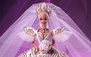Empress Bride Barbie 1992