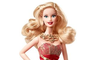Holiday Barbie 2014 (Blond)
