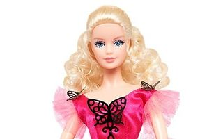 Butterfly Glamour Barbie 2013
