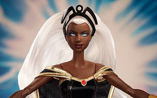 Marvel Storm Barbie 2019