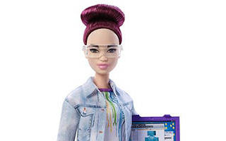Barbie Robotics Engineer Doll 2018
