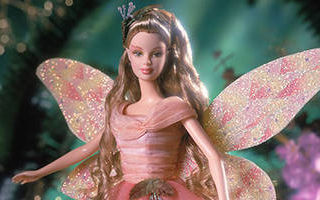 Fairy of the Garden Barbie 2001