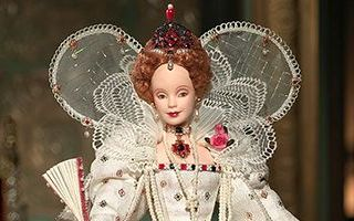 Queen Elizabeth I Barbie 2004
