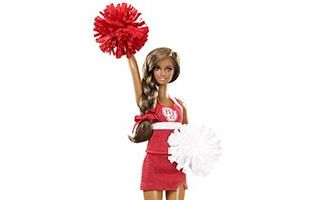 University of Oklahoma African-American Barbie 2013