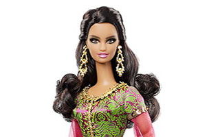 Morocco Barbie 2013