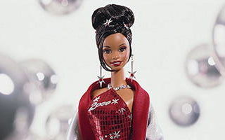 Barbie African-American Doll 2000