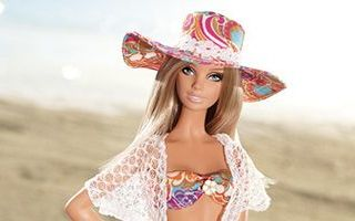 Malibu Barbie By Trina Turk 2013