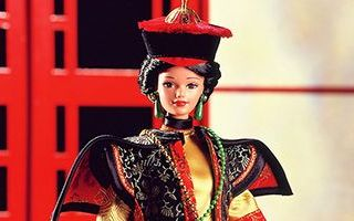 Chinese Empress Barbie 1997