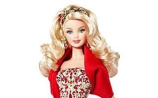Holiday Barbie 2010 (Blond)