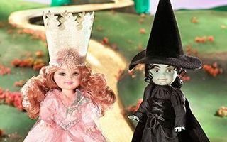 Kelly Dolls as The Witches from The Wizard of Oz 2003