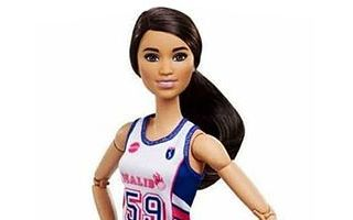 Made To Move Basketball Player Barbie 2018