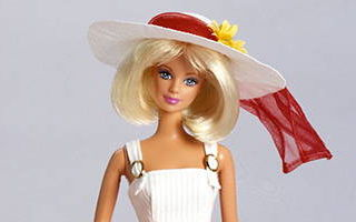 Picnic Perfect Barbie Fashion 1996