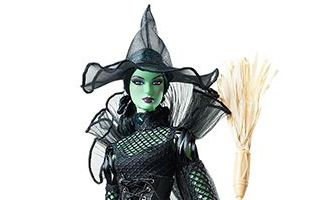 The Wizard of Oz Fantasy Glamour Wicked Witch of the West 2014