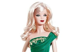 Holiday Barbie 2011 (Blond)