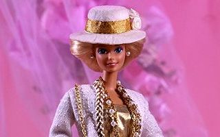 City Style Barbie 1993