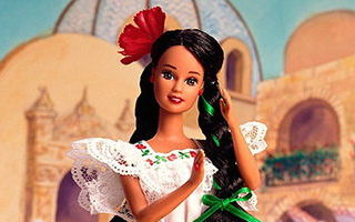 Mexican Barbie 2nd Edition 1996