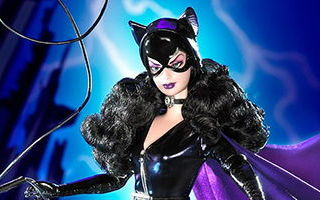 Barbie Doll as Catwoman 2003