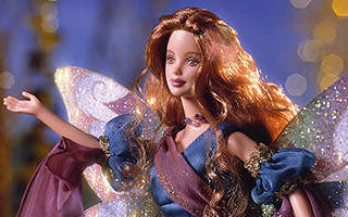 Fairy of the Forest Barbie 2000