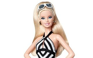 Sports Illustrated Swimsuit Barbie 2014