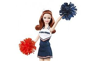 Auburn University Barbie 2012