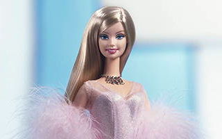 Barbie Doll 2002