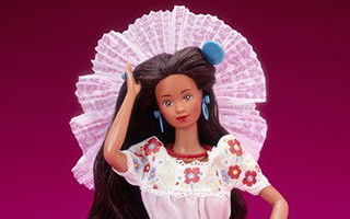 Mexican Barbie 1st Edition 1989
