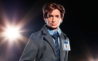 The X Files Agent Fox Mulder Doll 2018