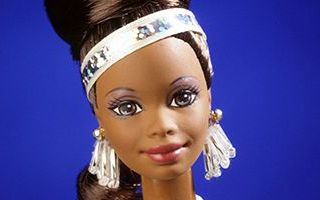 Starlight Dance African-American Barbie 1996