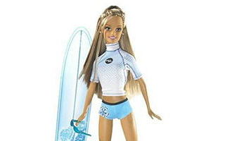 Cali Girl Barbie 2004