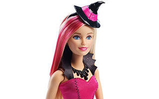 Halloween Party Barbie Doll 2016