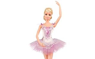 Ballet Wishes Barbie Doll 2015