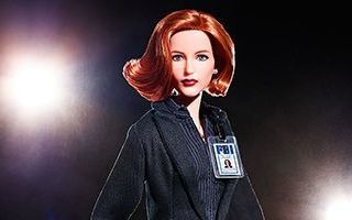 The X Files Agent Dana Scully Barbie 2018