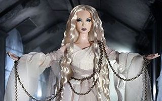 Ghost Barbie 2012