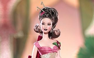 Exotic Intrigue Brunette Barbie 2004
