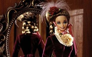 Victorian Lady Barbie 1996