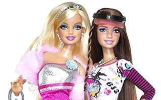 Best Friends Glam And Sporty Dolls 2010