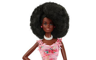 Birthday Wishes African-American Barbie 2019