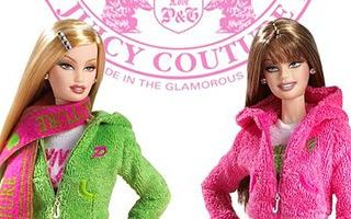 Juicy Couture Barbie Dolls 2005