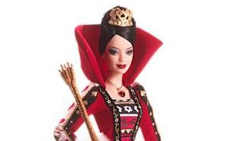 Queen of Hearts Barbie 2007