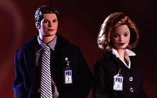 The X-Files Giftset 1998