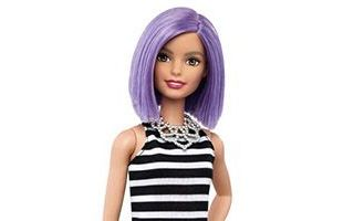 Barbie Fashionistas Va-Va-Violet Doll 2016 #18