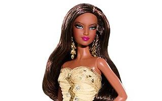50th Anniversary AA Barbie 2009
