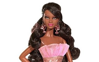 Holiday AA Barbie 2009
