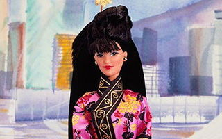 Chinese Barbie 1994