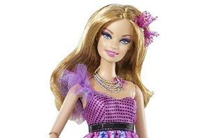 Barbie Fashionistas Swapin Styles Sassy Doll with Pet 2010 (Blond)