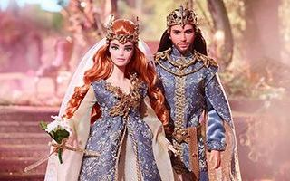 Fairy Wedding Barbie & Ken Dolls