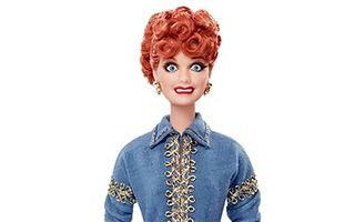 """""""Lucy Tells the Truth"""" Barbie 2010"""