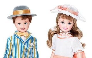 Jane & Michael — Stacie and Todd Dolls 2007
